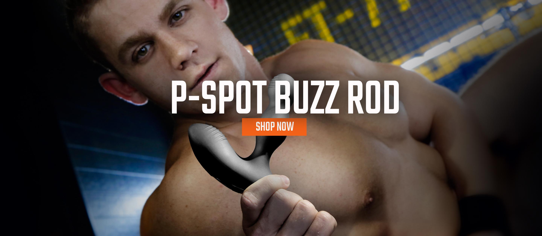 P-Spot Buzz Rod