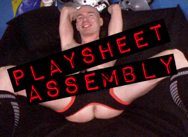 Playsheet Assembly